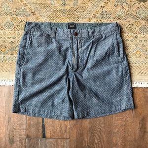 J. Crew Stanton Shorts (32x7)